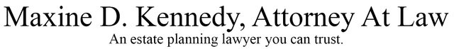 Maxine D. Kennedy, Attorney at Law logo
